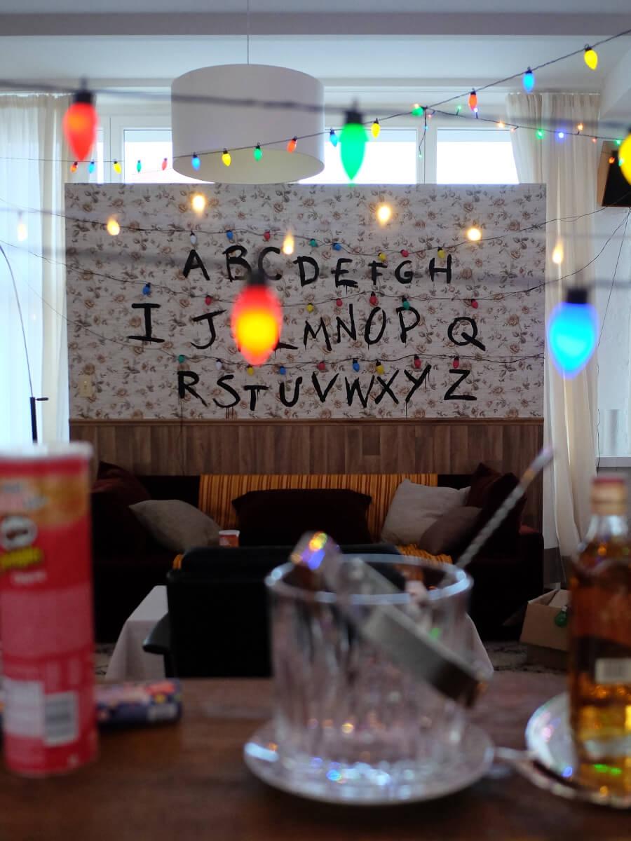 Netflix Stranger Things Soho House Berlin Ruth Bartlett Our Bartlett Art Direction Set Design