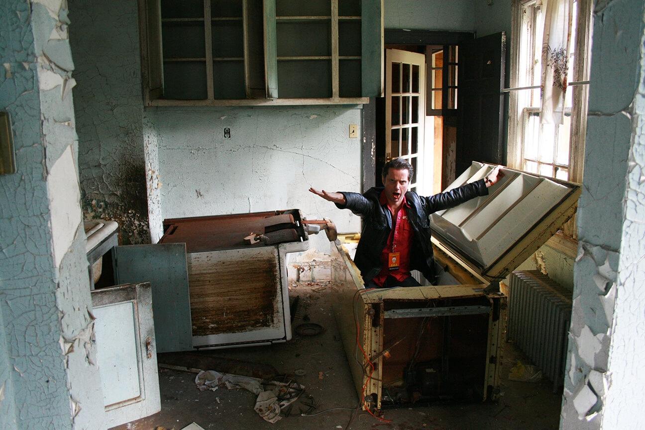 Ruth Bartlett Our Bartlett Photography Adrian Mckinney Haunted House Monticello New York